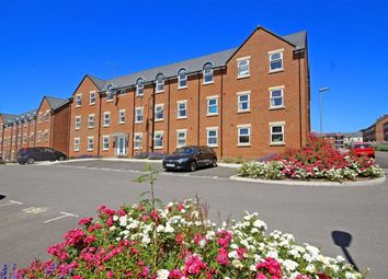 Thumbnail 2 bed flat for sale in Cloatley Crescent, Royal Wootton Bassett, Wilts