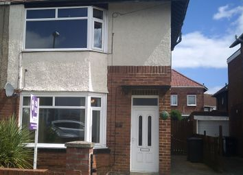 Thumbnail 2 bed semi-detached house for sale in Warwick Road, South Shields