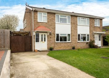 Thumbnail 3 bed semi-detached house for sale in Headlands, Fenstanton, Cambridgeshire