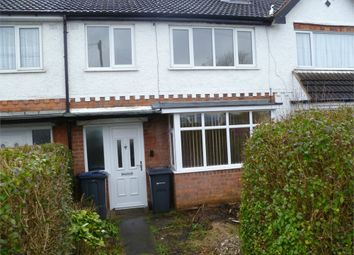 Thumbnail 3 bed terraced house to rent in Benson Road, Wythall, Birmingham