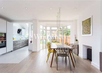 Thumbnail 5 bed terraced house for sale in Hyde Park Avenue, London