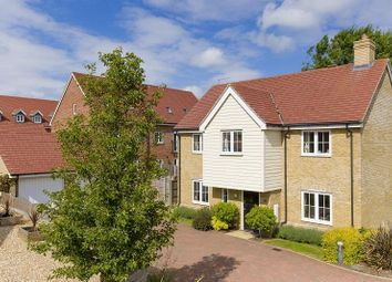 Thumbnail 4 bedroom detached house for sale in Skipps Meadow, Buntingford
