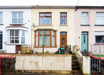 3 bed terraced house for sale in Hylton Terrace, Bedlinog, Treharris CF46