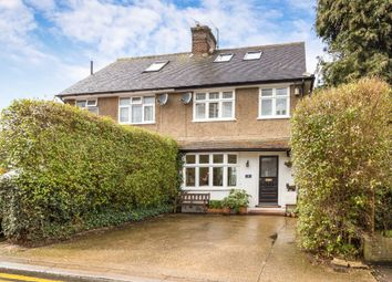 Thumbnail 4 bed semi-detached house for sale in Park Street, Berkhamsted