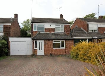 Thumbnail 4 bed detached house for sale in Holly Hedge Close, Frimley, Camberley