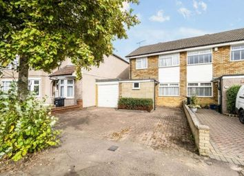Thumbnail 3 bed end terrace house for sale in Ashurst Drive, Ilford