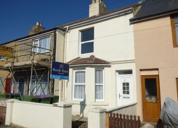Thumbnail 3 bed terraced house to rent in Alexandra Street, Folkestone