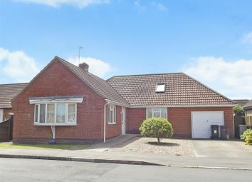 Thumbnail 3 bed detached bungalow for sale in Henshaw Avenue, Sutton On Sea, Lincs.