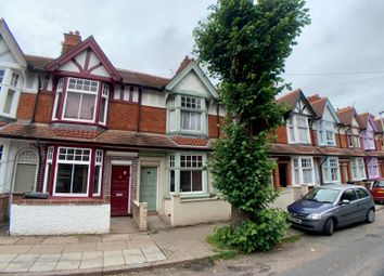 Thumbnail 3 bed terraced house for sale in Shaftesbury Avenue, Belgrave, Leicester