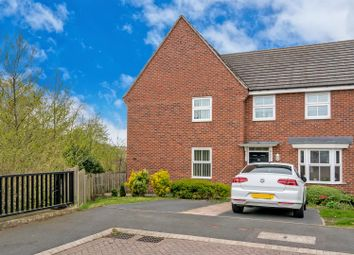 Thumbnail 3 bed semi-detached house for sale in Water Reed Grove, Bloxwich, Walsall