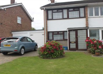 Thumbnail 3 bed semi-detached house for sale in Maypole Drive, Chigwell, Essex