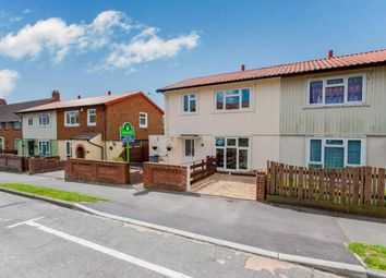 Thumbnail 3 bed semi-detached house for sale in Winchcombe Road, Cosham, Portsmouth