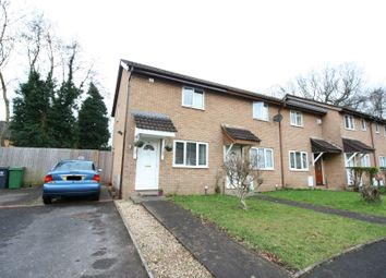 Thumbnail 2 bed end terrace house to rent in Woodlawn Way, Cardiff