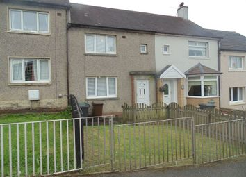Thumbnail 2 bed terraced house for sale in Crowwood Crescent, Calderbank, Airdrie