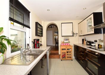 Thumbnail 4 bed semi-detached house for sale in Seabrook Road, Hythe, Kent