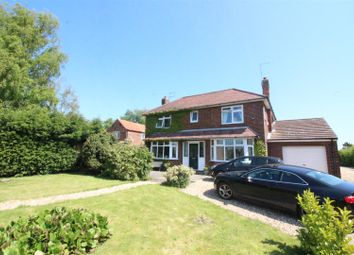 Thumbnail 4 bed detached house for sale in Main Street, Long Riston, Hull
