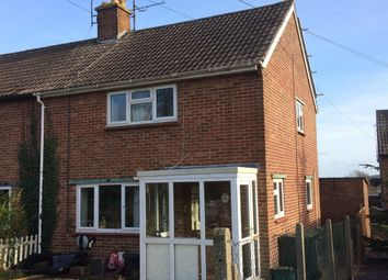 Thumbnail 3 bed end terrace house for sale in St. Aldhelms Road, Sherborne
