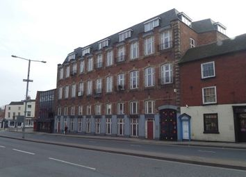 Thumbnail 1 bed flat to rent in Sidbury House, College Street, Worcester