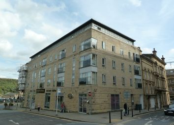 Thumbnail 2 bed flat to rent in Town Hall Street East, Halifax