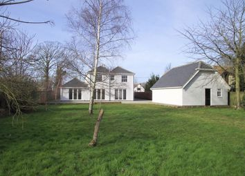 Thumbnail 4 bed detached house for sale in Waterside Road, Bradwell-On-Sea, Southminster