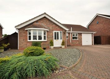Thumbnail 2 bed bungalow for sale in Hunters Close, Great Coates, Grimsby