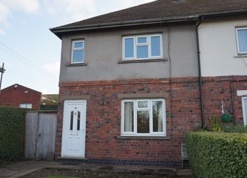 Thumbnail 3 bed semi-detached house for sale in Overwoods Road, Hockley, Tamworth