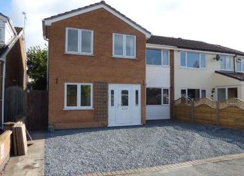 Thumbnail 5 bedroom semi-detached house for sale in Peregrine Road, Broughton Astley, Leicester