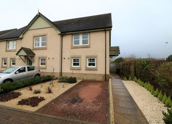 Thumbnail 2 bed end terrace house for sale in Sheriffmuir Close, Dunblane