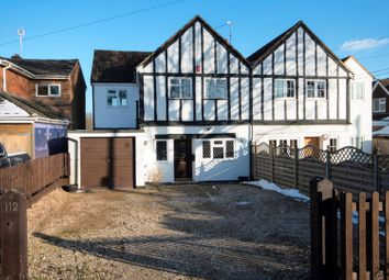 Thumbnail 3 bed semi-detached house for sale in Colemans Moor Road, Reading