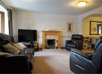 Thumbnail 4 bed detached house for sale in Ellards Drive, Wolverhampton