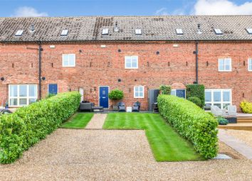 Thumbnail 3 bed terraced house for sale in The Old Barn, Westfield Road, Barton-Upon-Humber, North Lincolnshire