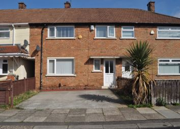 Thumbnail 3 bed terraced house for sale in 147 Woodhouse Road, Guisborough, Cleveland