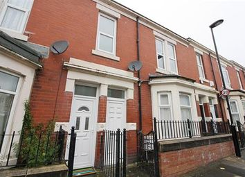 Thumbnail 2 bed flat to rent in Ellesmere Road, Benwell