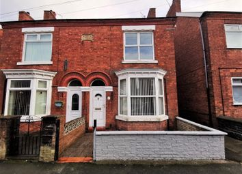 Thumbnail 2 bed semi-detached house to rent in Gladstone Street, Winsford