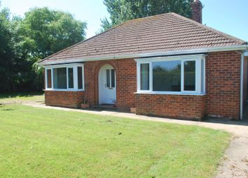 Thumbnail 2 bed detached bungalow to rent in Owstwick Lane, Fitling, Hull