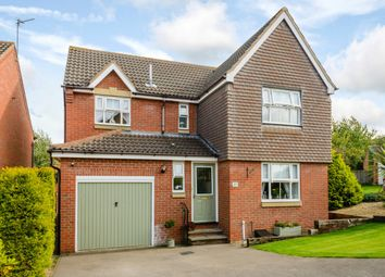 Thumbnail 4 bed detached house for sale in Portrush Drive, Grantham, Lincolnshire