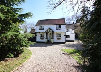 Thumbnail 4 bed country house for sale in Holyoak Lane, Hockley