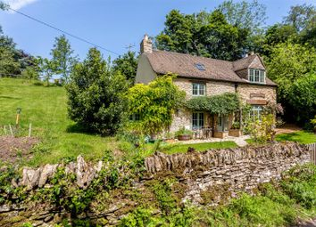 Thumbnail 4 bed cottage for sale in Waterlane, Oakridge, Stroud