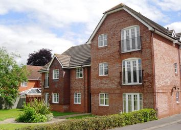 Thumbnail 1 bed flat to rent in Grove Court, Newtown Road, Newbury