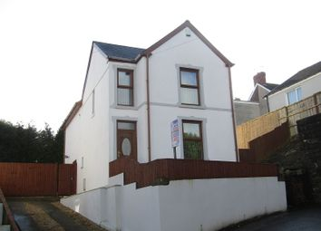 Thumbnail 4 bed detached house for sale in Cwmbath Road, Morriston, Swansea, City And County Of Swansea.