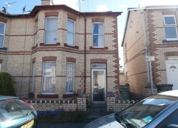 Thumbnail 3 bed terraced house to rent in Kings Street, Newton Abbot