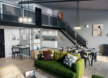 Thumbnail 2 bed flat for sale in Cotton Exchange, Stoke Newington