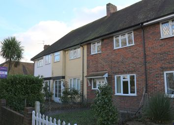 Thumbnail 3 bed terraced house for sale in Vanners Parade, High Road, Byfleet, West Byfleet
