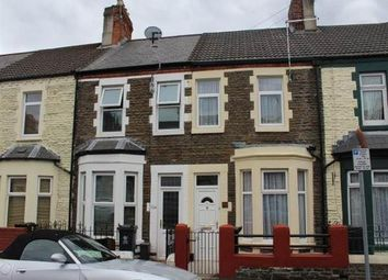 Thumbnail 3 bedroom terraced house for sale in Strathnairn Street, Roath, Cardiff