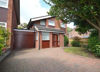 Thumbnail 4 bedroom detached house for sale in Hall Lane, Cronton, Widnes