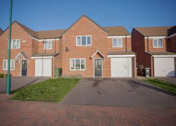 4 bed detached house for sale in Littledale Crescent, Peterborough, Cambridgeshire. PE2