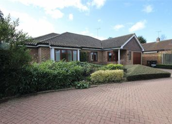 Thumbnail 3 bedroom detached bungalow for sale in Hatching Green, Harpenden, Herts