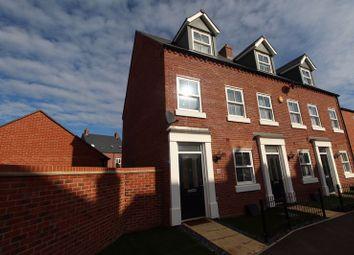 Wilfrid Lane, Great Denham MK40. 3 bed end terrace house for sale