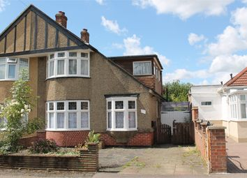 Thumbnail 4 bed terraced bungalow for sale in Borrowdale Avenue, Harrow, Greater London