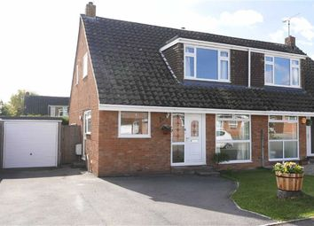 Thumbnail 3 bed semi-detached house for sale in Durham Road, Charfield, Wotton-Under-Edge